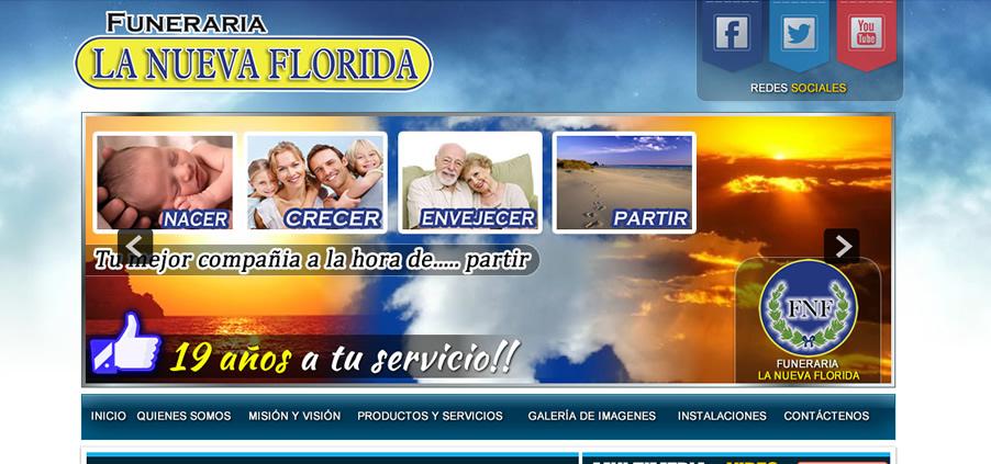 Funeraria La Nueva Florida