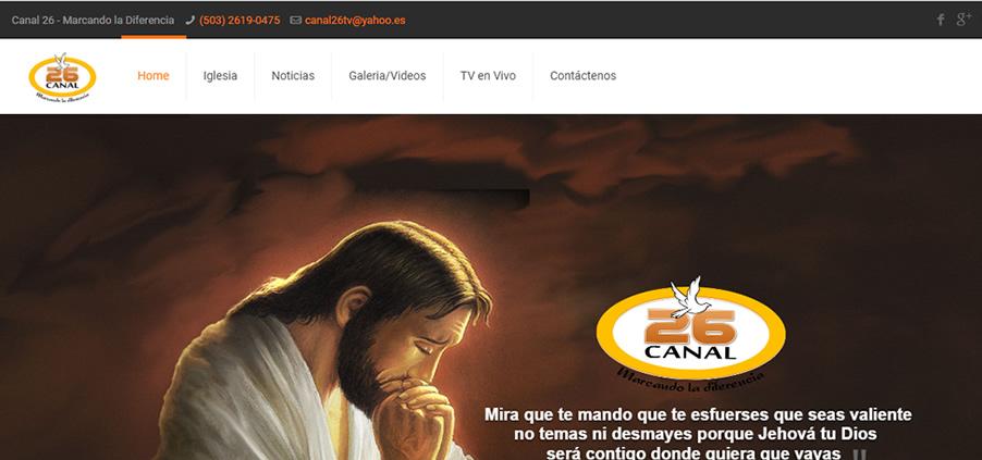 Iglesia - Canal 26