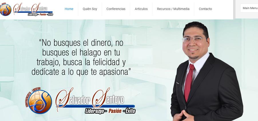Salvador Santoyo Conferencista
